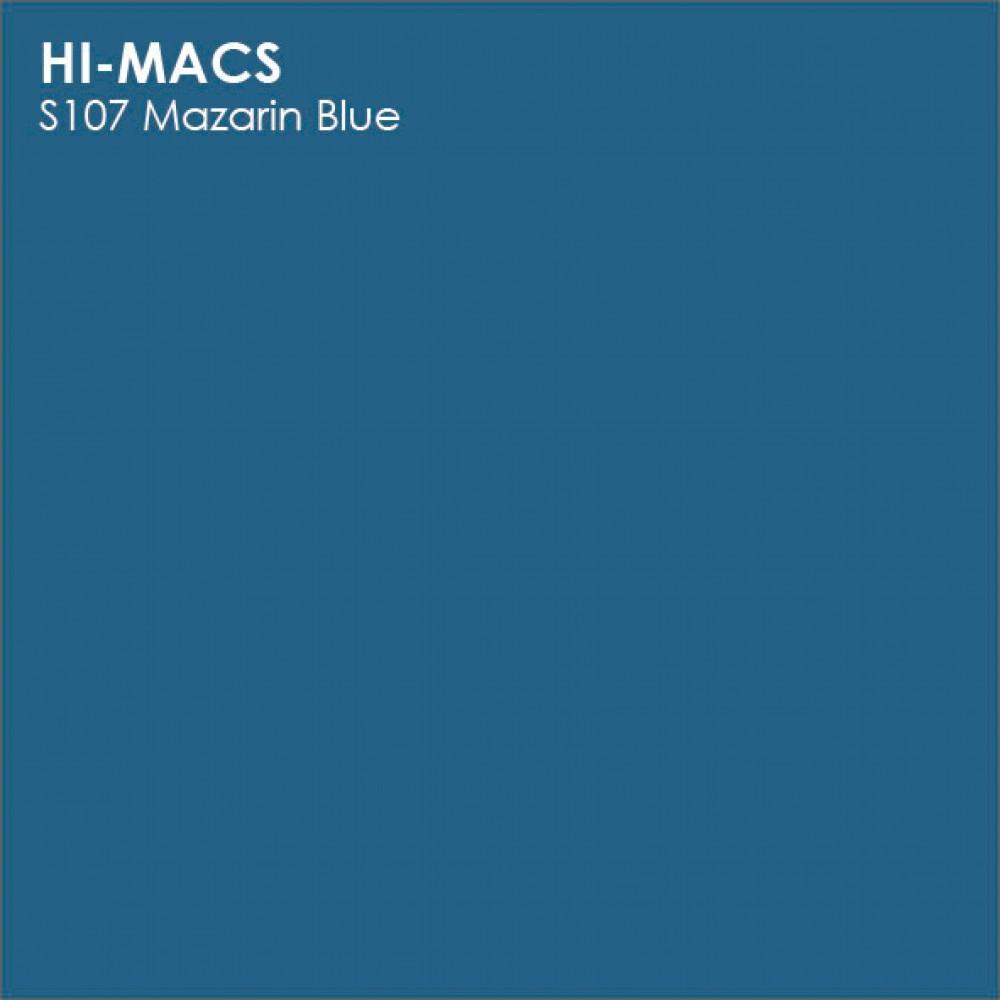 LG Hi-macs S107 Mazarin-Blue