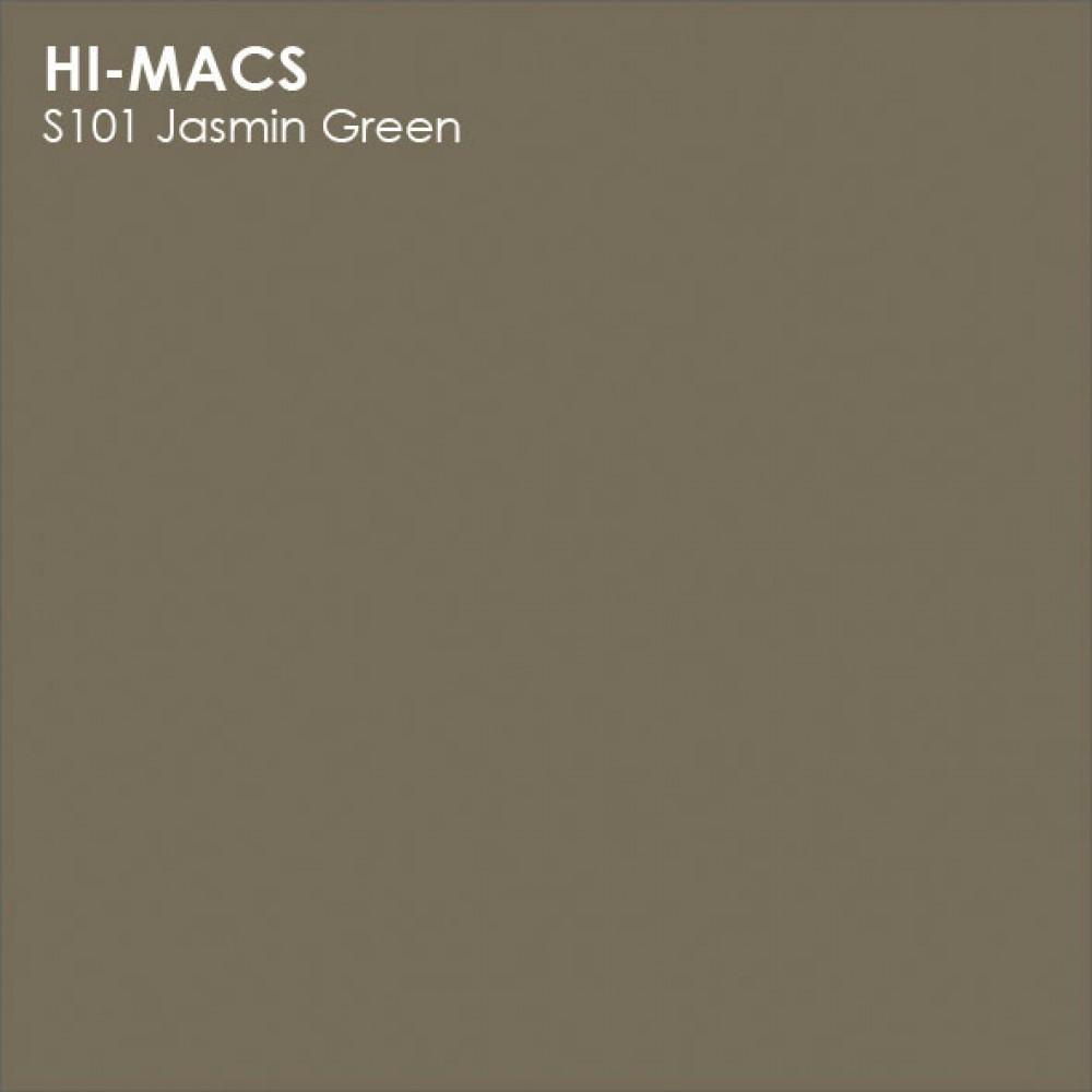 LG Hi-macs S101 Jasmin Green