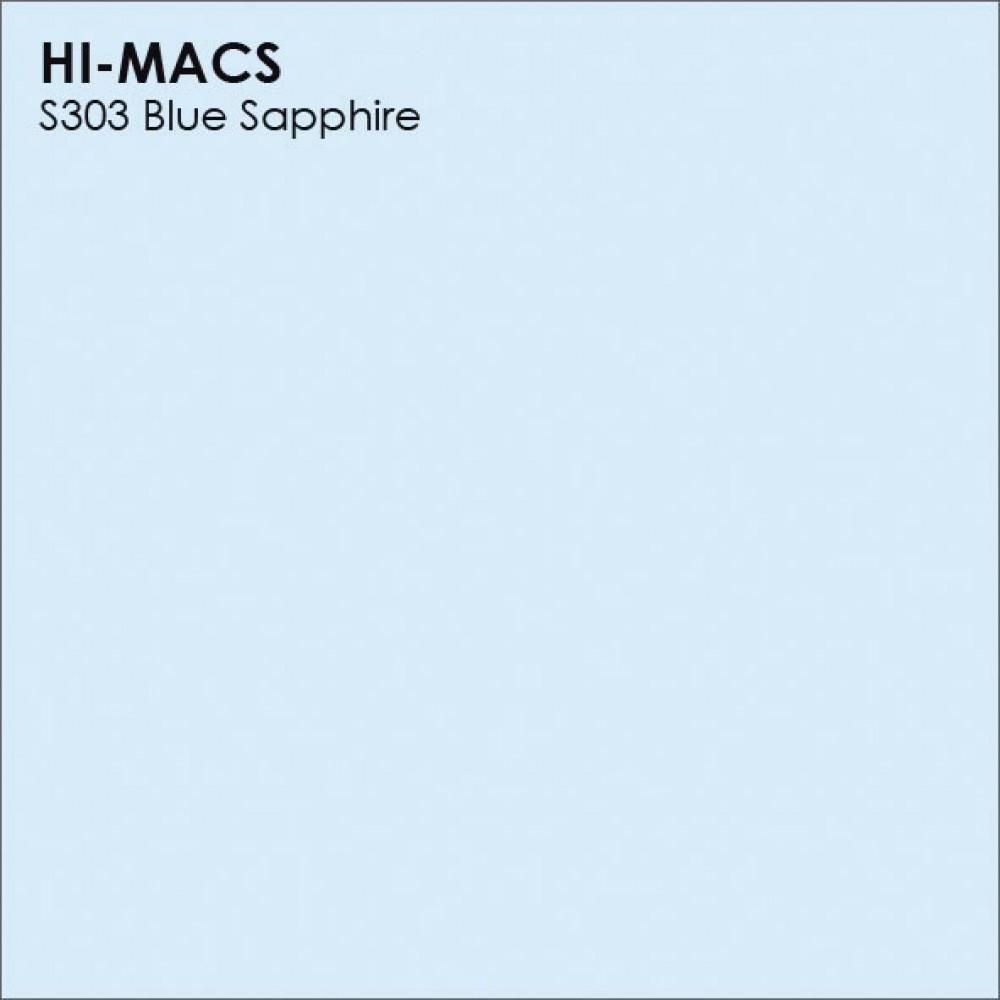 LG Hi-macs S303 Blue Sapphire