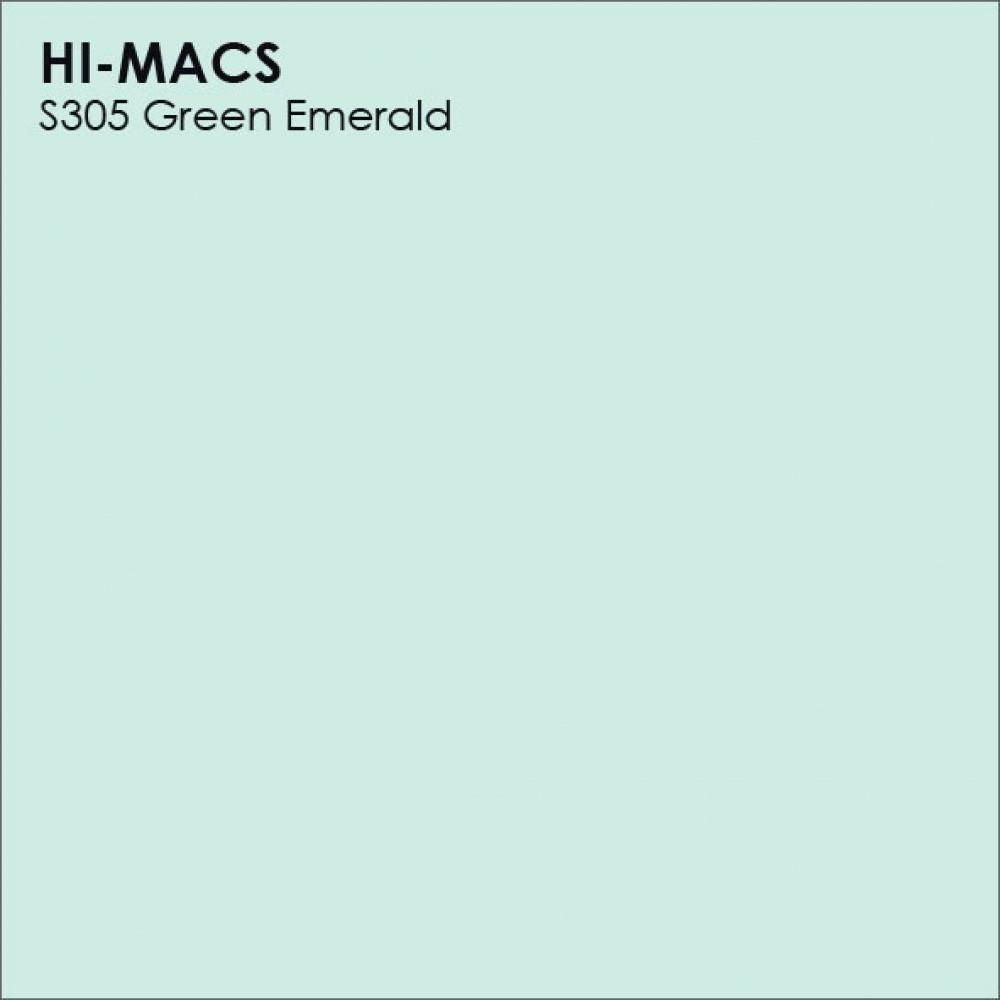 LG Hi-macs S305 Green Emerald