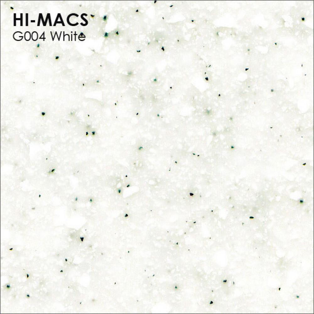 LG Hi-macs G004 White