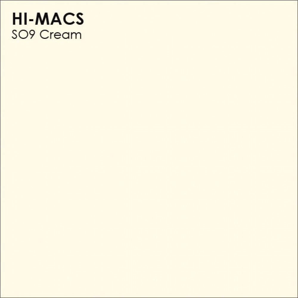 LG Hi-macs S009 Cream