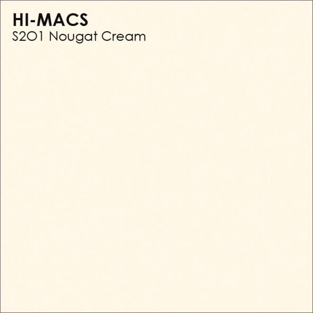 LG Hi-macs S201 Hougat Cream
