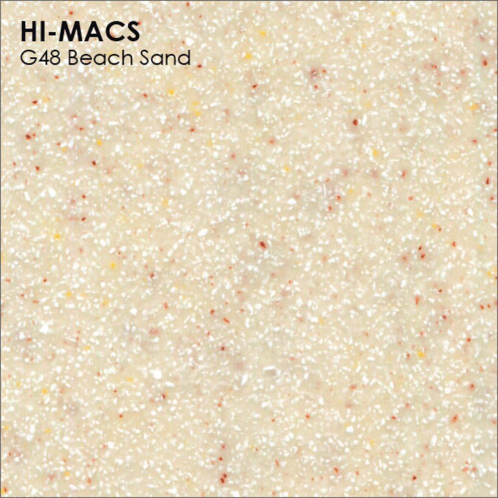 LG Hi-macs G048 Beach