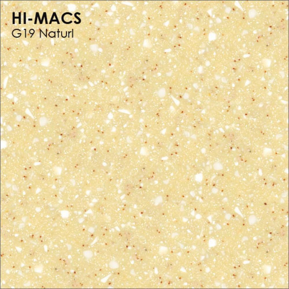 LG Hi-macs G019 Natural
