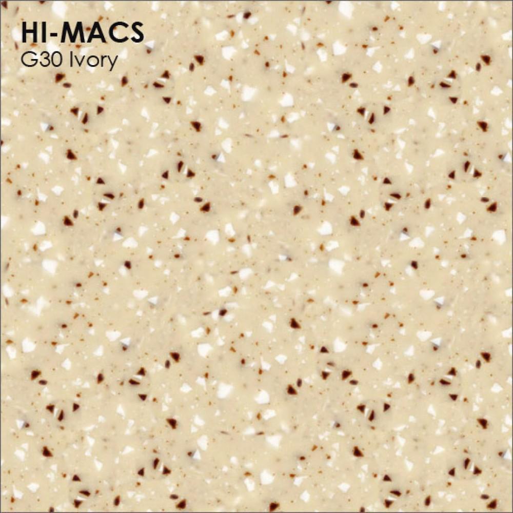 LG Hi-macs G030 Ivory