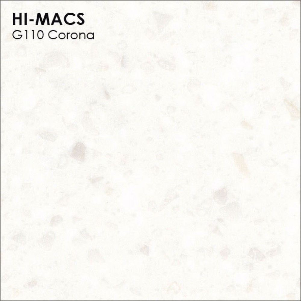 LG Hi-macs G110 Corona