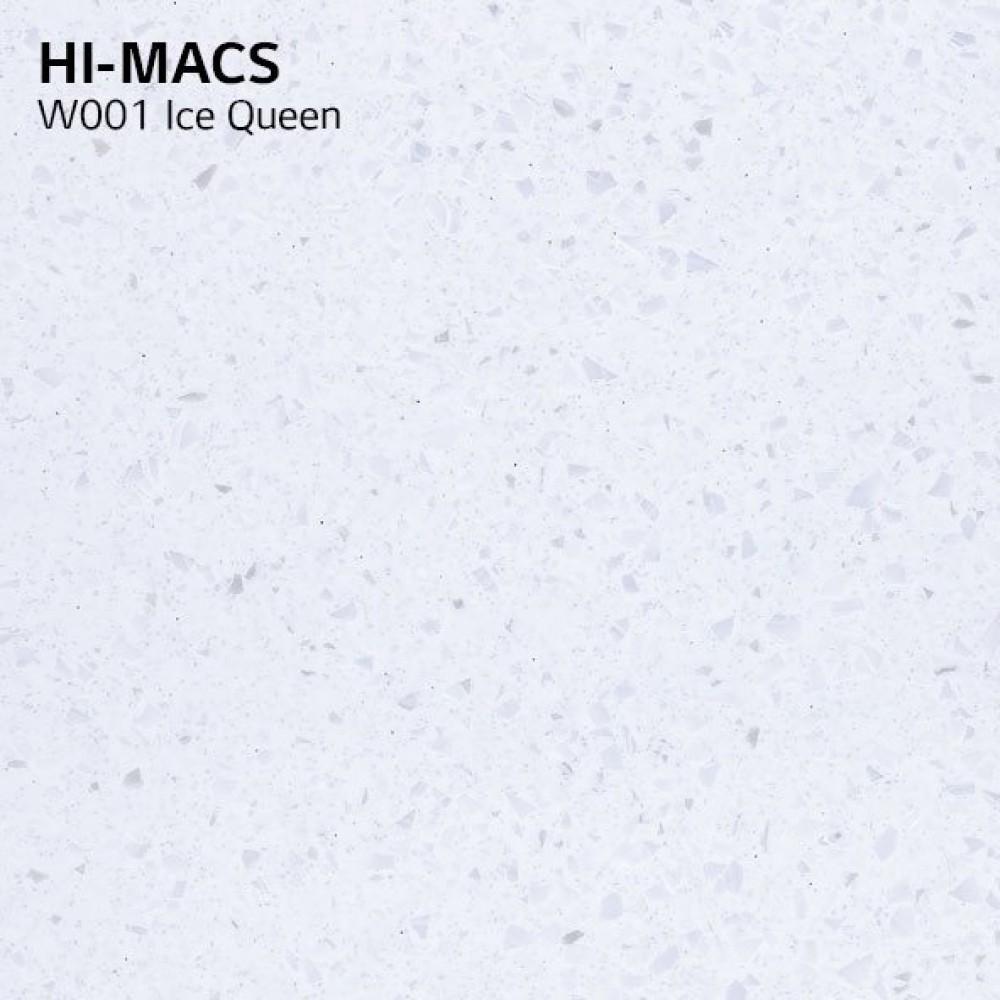 LG Hi-macs W01 ICE QUEEN
