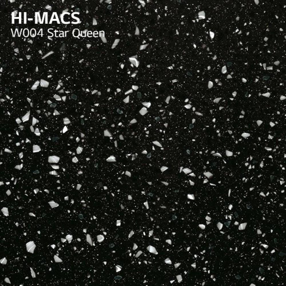 LG Hi-macs W04 STAR QUEEN